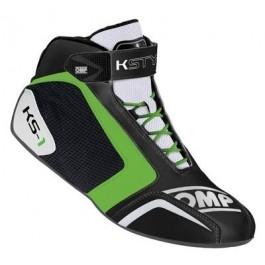 OMP OMPKK08071XL Zapatillas Negro Talla XL